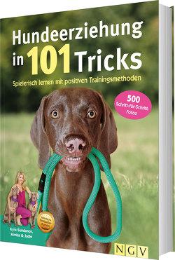 Hundeerziehung in 101 Tricks von Händel,  Claudia, Sundance,  Kyra