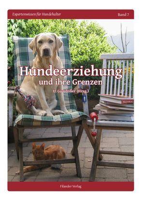 Hundeerziehung und ihre Grenzen von Ganslosser,  Udo