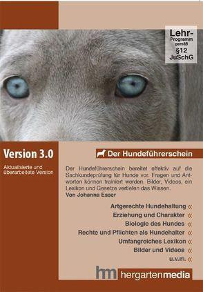 Hundeführerschein 3.0 von Esser,  Johanna