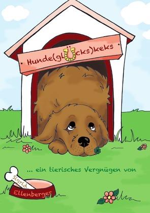 Hunde(glücks)keks von Ellenberger,  Sigrid
