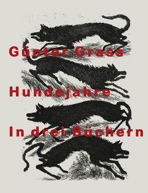 Hundejahre von Grass,  Günter
