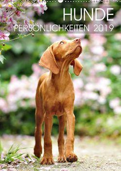 Hundepersönlichkeiten (Wandkalender 2019 DIN A2 hoch)