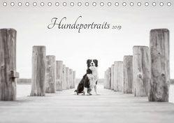 Hundeportraits 2019 (Tischkalender 2019 DIN A5 quer) von Pohle,  Janice