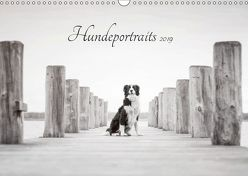 Hundeportraits 2019 (Wandkalender 2019 DIN A3 quer) von Pohle,  Janice