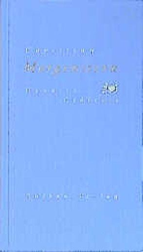 Hundert Gedichte von Möbus,  Frank, Morgenstern,  Christian