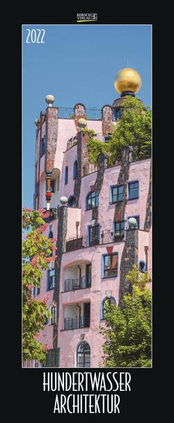 Hundertwasser Architektur 2022 von Korsch Verlag
