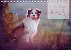 Hundeseele (Tischkalender 2018 DIN A5 quer) von Buttkau,  Katrin
