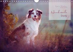 Hundeseele (Wandkalender 2018 DIN A4 quer) von Buttkau,  Katrin