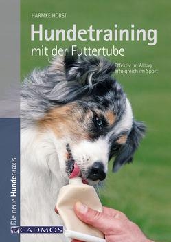 Hundetraining mit der Futtertube von Horst,  Harmke