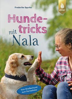Hundetricks mit Nala von Spyrka,  Frederike