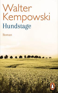 Hundstage von Kempowski,  Walter