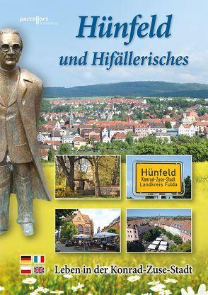 Hünfeld und Hifällerisches von Käsmann,  Helmut