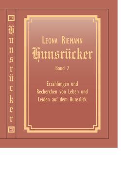Hunsrücker Band 2 von Riemann,  Leona
