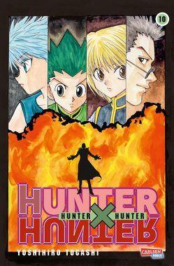 Hunter X Hunter 10 von Togashi,  Yoshihiro