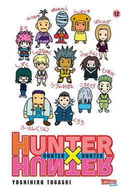 Hunter X Hunter 12 von Togashi,  Yoshihiro
