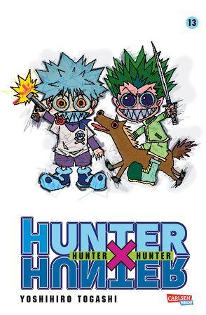Hunter X Hunter 13 von Togashi,  Yoshihiro