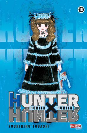 Hunter X Hunter 15 von Togashi,  Yoshihiro, Yamada,  Hiro