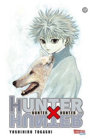 Hunter X Hunter 17 von Togashi,  Yoshihiro, Yamada,  Hiro