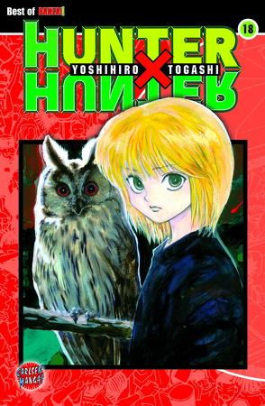 Hunter X Hunter 18 von Togashi,  Yoshihiro, Yamada,  Hiro