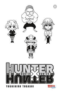 Hunter X Hunter 23 von Togashi,  Yoshihiro, Yamada,  Hiro