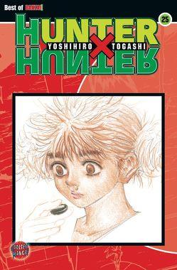 Hunter X Hunter 25 von Togashi,  Yoshihiro, Yamada,  Hiro