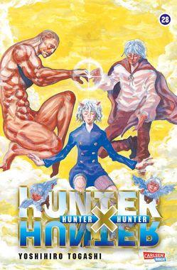 Hunter X Hunter 28 von Togashi,  Yoshihiro, Yamada,  Hiro