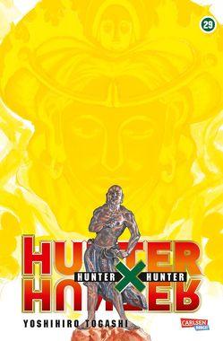 Hunter X Hunter 29 von Togashi,  Yoshihiro, Yamada,  Hiro