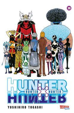 Hunter X Hunter 30 von Togashi,  Yoshihiro, Yamada,  Hiro