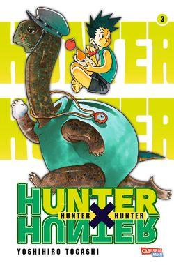 Hunter X Hunter 3 von Togashi,  Yoshihiro