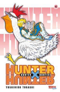 Hunter X Hunter 4 von Togashi,  Yoshihiro