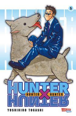 Hunter X Hunter 5 von Togashi,  Yoshihiro
