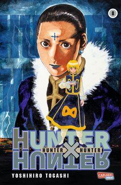 Hunter X Hunter 8 von Togashi,  Yoshihiro