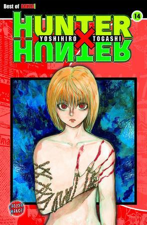 Hunter X Hunter, Band 14 von Togashi,  Yoshihiro, Yamada,  Hiro