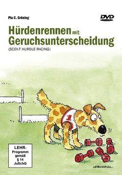 Hürdenrennen mit Geruchsunterscheidung von Gröning,  Pia C, Kittelmann,  Daniel