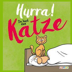 Hurra! Du hast eine Katze: Cartoons und lustige Texte für Katzenfreunde von Fernandez,  Miguel, Kernbach,  Michael