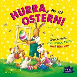 Hurra, es ist Ostern! von Ondracek,  Claudia