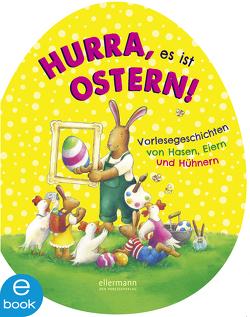 Hurra, es ist Ostern! von Ondracek,  Claudia, Schulte,  Susanne