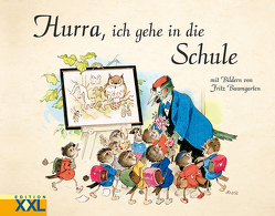 Hurra, ich gehe in die Schule von Baumgarten,  Fritz