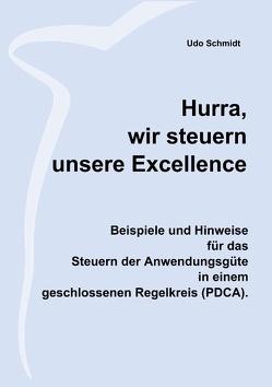 Hurra, wir steuern unsere Excellence von Schmidt,  Udo