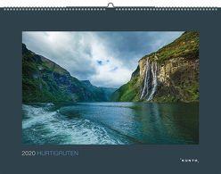 Hurtigruten 2020 von KUNTH Verlag