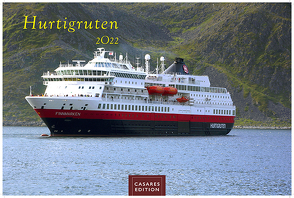 Hurtigruten 2022 L 35x50cm