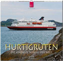 Hurtigruten – Die schönste Seereise der Welt von Küchler,  Kai Uwe