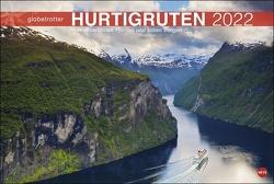 Hurtigruten Globetrotter Kalender 2022 von Heye