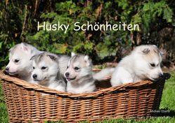Husky Schönheiten (Posterbuch DIN A3 quer) von Ebardt,  Michael