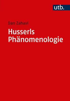 Husserls Phänomenologie von Zahavi,  Dan