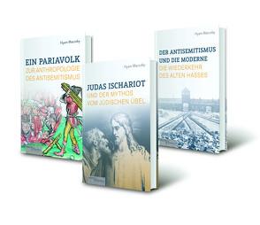 Hyam-Maccoby-Bücherpaket von Gorenflos,  Peter, Maccoby,  Hyam, Müller,  Wolfdietrich