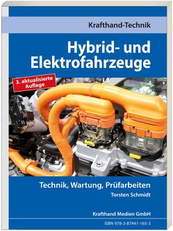 Hybrid- und Elektrofahrzeuge von Schmidt,  Torsten