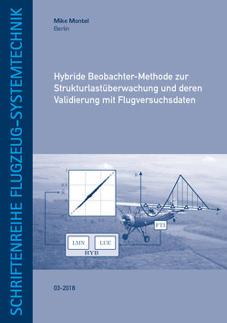 Hybride Beobachter-Methode zur Strukturlastüberwachung und deren Validierung mit Flugversuchsdaten von Montel,  Mike