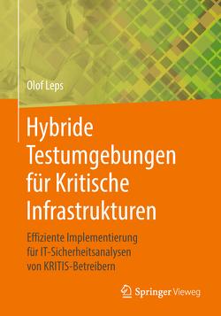 Hybride Testumgebungen für Kritische Infrastrukturen von Leps,  Olof