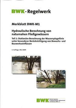 Hydraulische Berechnung von naturnahen Fließgewässern.